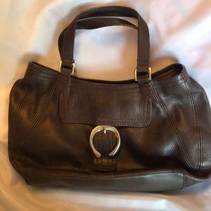 Handbags - Rolfs brown leather purse